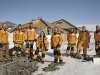 Mawson\'s Huts Expedition team 2008/2009