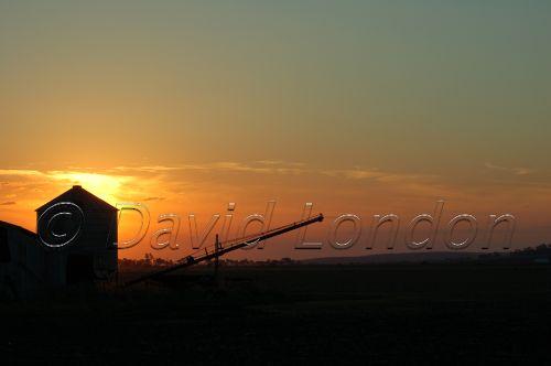 silo sunset61