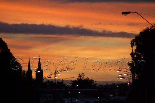 sunset Hamilton13
